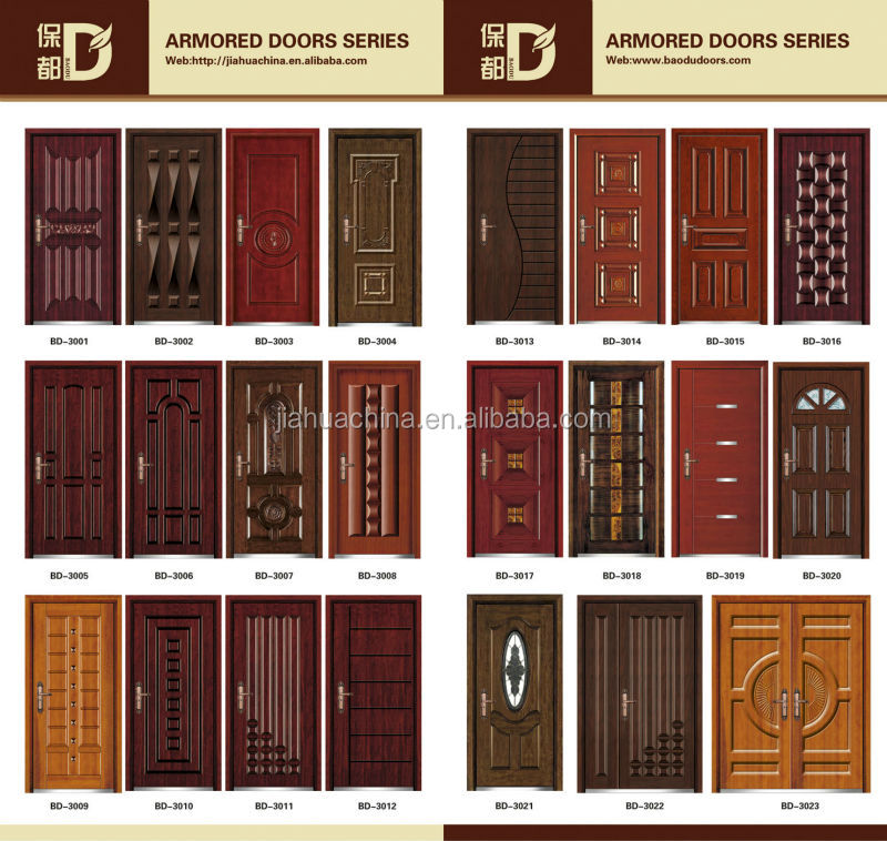 The New Model Stainless Wooden Grill Doors Design. Specifications