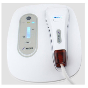 Home use removal/ laser hair removal legs portable mini shr ipl machine