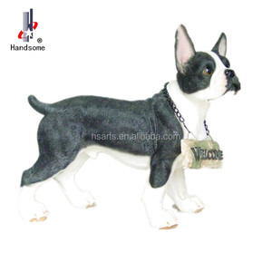 Resin Outdoor Dog Statues Supplieranufacturers At Alibaba