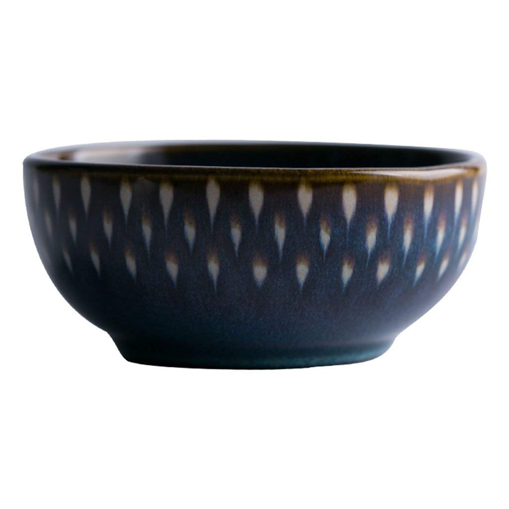 Ceramic Rice Bowls Noodle Bowls Pasta Bowls Soup Bowls Home Garden Kitchen Cooking Dining Tableware Dishware Serving Pieces Bowls Japanese style blue