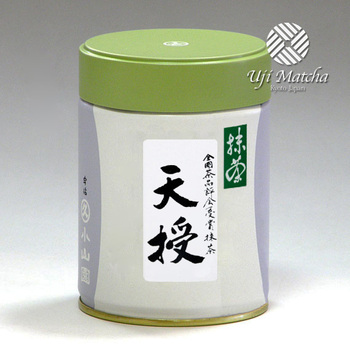 Marukyu Koyamaen TENJYU 200g tin Kyoto Uji Matcha Japan's top-grade brand matcha for tea ceremonies
