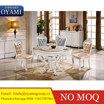 Complete Eetkamer Set.Super Quality Wonderfultop Arabic Style Antique Gold Dining Room