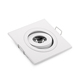 Hot Sale CE ROHS SAA FCC Round High Power Downlight Recessed 1w 3W LED Down Light