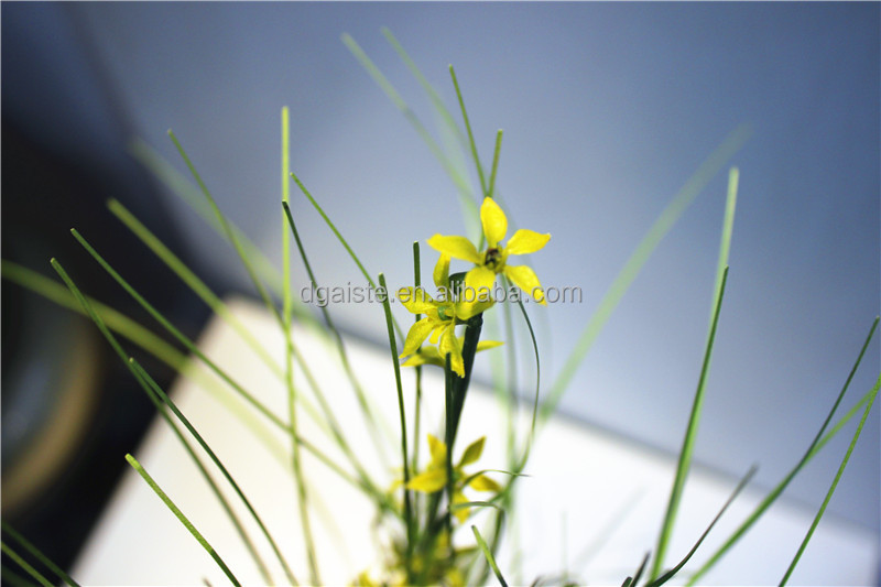 Home garden decorative 100cm tall indoor artificial christmas green wheat grass Esdc10 08211
