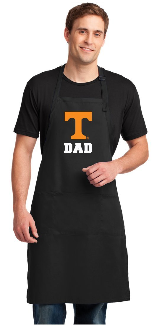 University of Tennessee Dad Apron LARGE Tennessee Dad Aprons For Men or Women