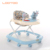 China supplier 2019 Cheap rubber roataing wheel jumperoo baby walker