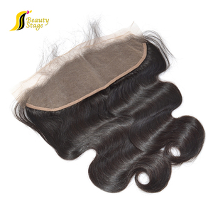 Raw afro kinky curl brazilian human hair lace frontal piece,human hair with lace frontal closure,human hair bundles with frontal