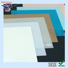 Polystyrene material transparent / Colored plexi glass sheet for advertising board
