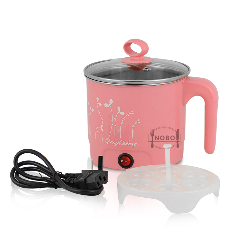Portable Commercial Smart Cooking Stainless Steel Inner Pot Electric Mini Rice Cooker
