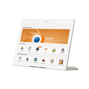 CE RoHs FCC 5-point touch 10 inch android tablet with WIFI