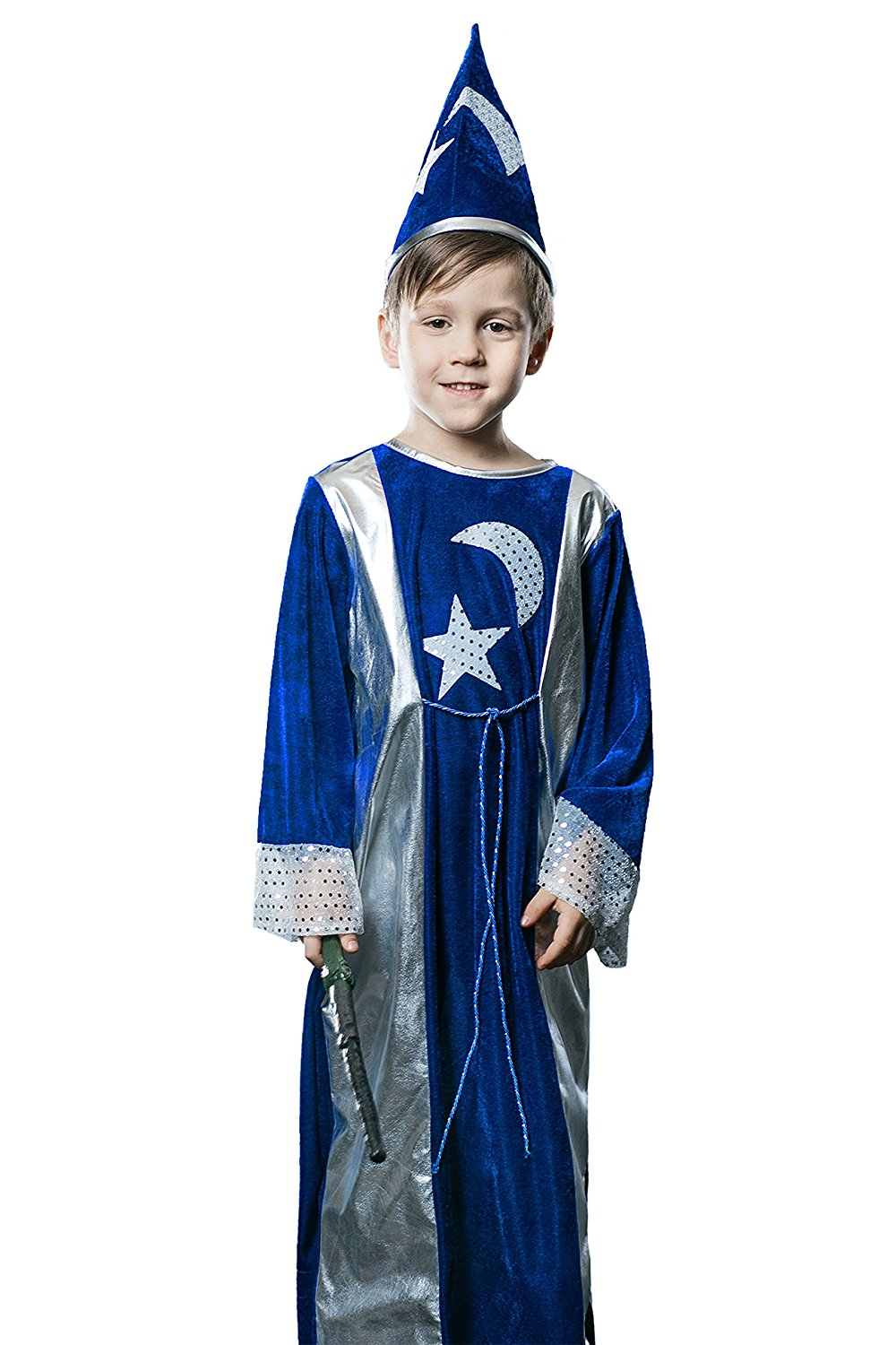 Get Quotations · Kids Unisex Magician Halloween Costume Wizard Astrologer Dress Up u0026 Role Play  sc 1 st  Alibaba & Cheap Kids Wizard Costume find Kids Wizard Costume deals on line at ...