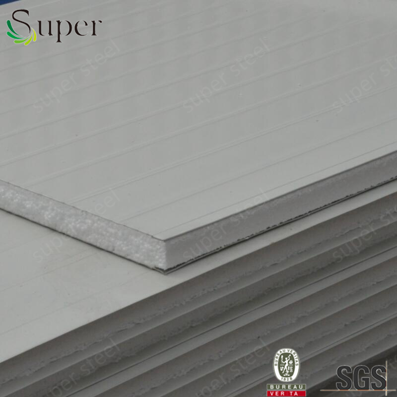 steel sandwich panel for prefab house