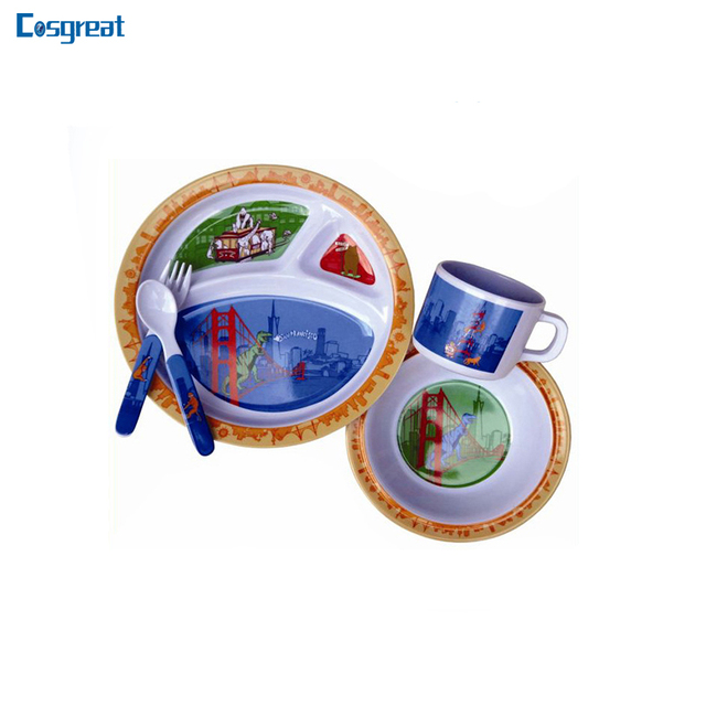 Melamine kids european dinnerware sets  sc 1 st  Alibaba & China Best Dinnerware Set Wholesale 🇨🇳 - Alibaba
