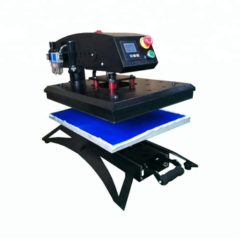 High Quality Pneumatic Auto sublimation transfer heat press machine