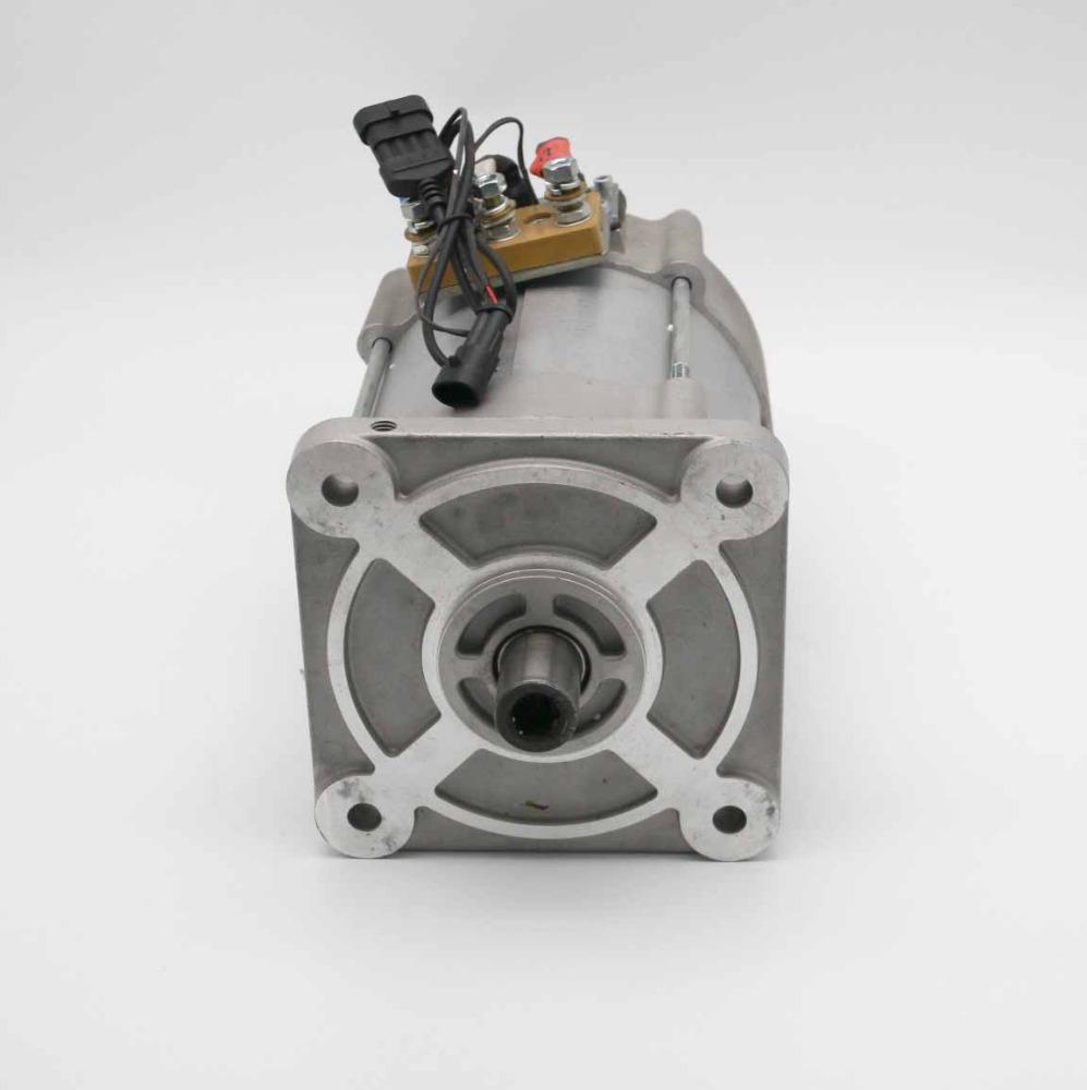 Electric Car Conversion Kits Brushless Ac Motor Kit 72v