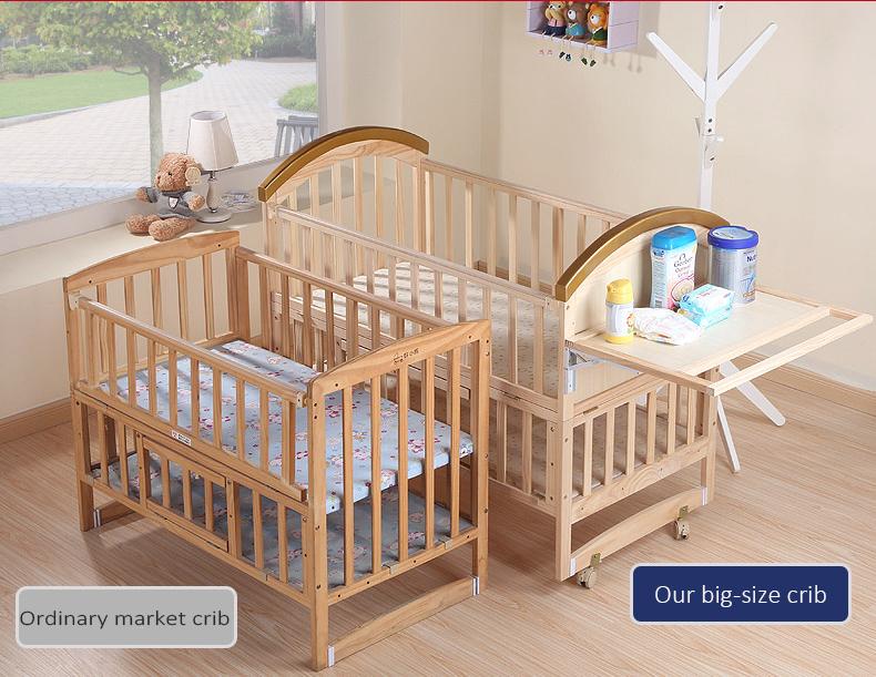 Die Schlafzimmer Umweltfreundliche Europa Französisch Einzel Baby  Bett/babybett/flexible Kinderbett - Buy Babybett Bett,Flexible  Kinderbett,Europa ...