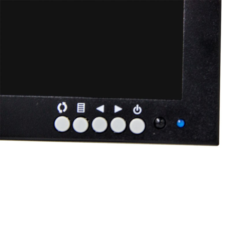 10.1 Inch BNC LCD Monitor for CCTV Security Application on sale