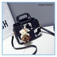 excess paris handbag, set shoes and handbag, lady pu handbag