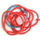 Europe style red thread twisted komboskini bracelet blessed