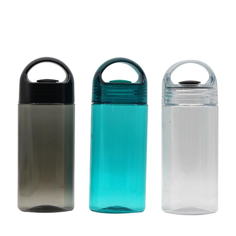 Hot Selling Colorful Plastic Bottle Tritan Sports Water Bottle