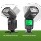 ZM 580T automatic /manual zoom Speedlight for digital camera
