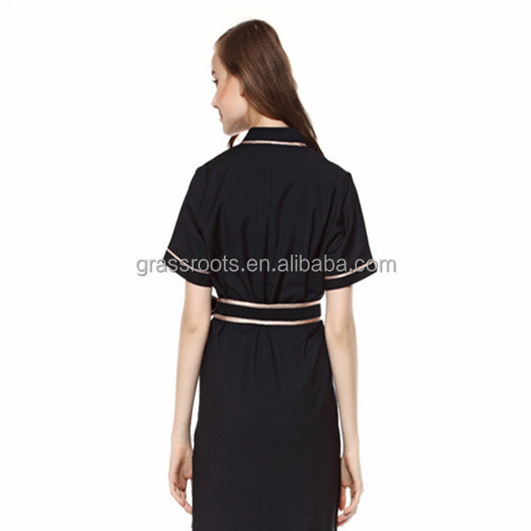 Beauty services dresses beauty services work wear work for Spa uniform alibaba