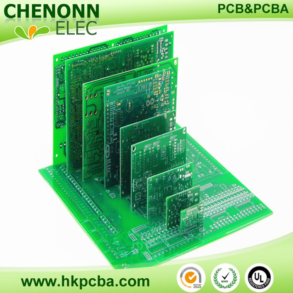 B Quick Turn Pcb Prototype Manufacturing Printed Circuit Board Product Name Immersion Gold Double Sided Pictures