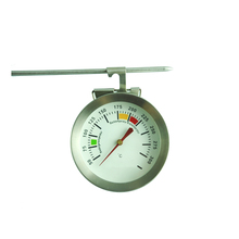 Industrial Oven Smoke Monitoring Thermometer