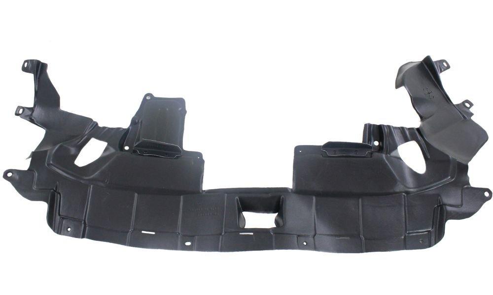 Crash Parts Plus Front Engine Splash Shield Guard for 2005-2006 Honda CR-V HO1228131