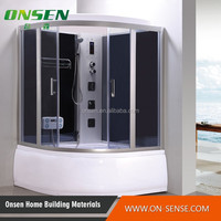 Large two person steam shower cabin