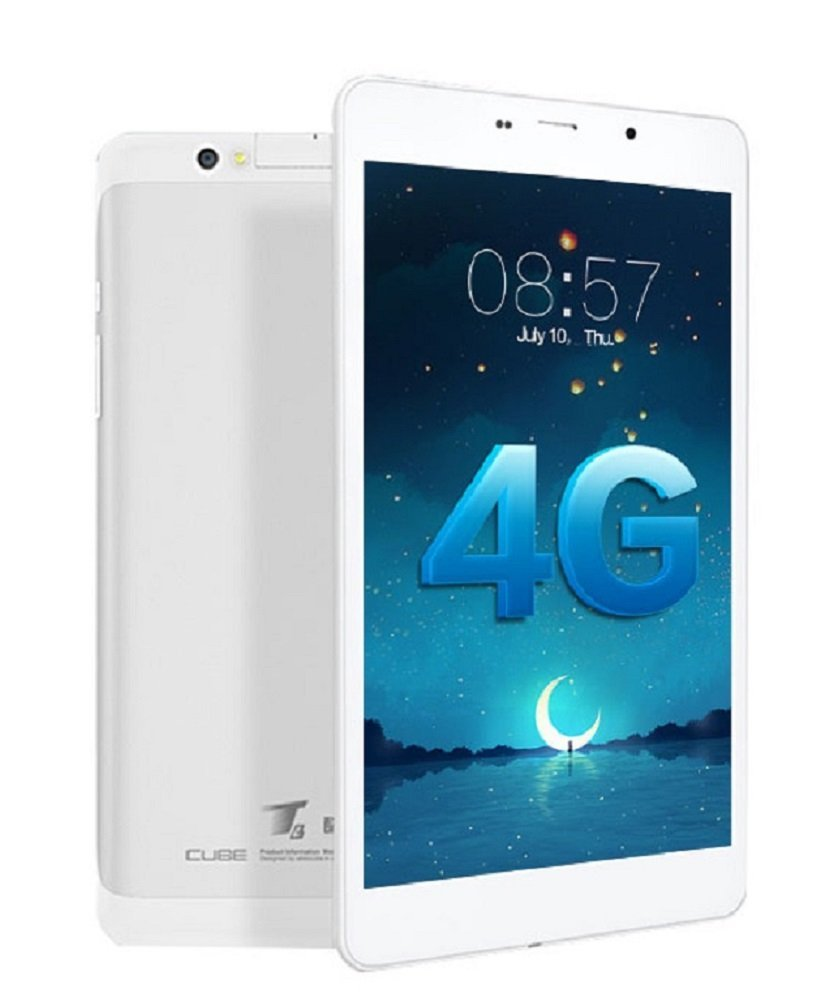 Tablet Computer,Cube t8 Ultimate Dual 4G Phone Tablet Computer WIFI 16GB T8PLUS 8inch MTK8783 Octa Core 64 bit Android 5.1 2GB Ram 16GB Rom