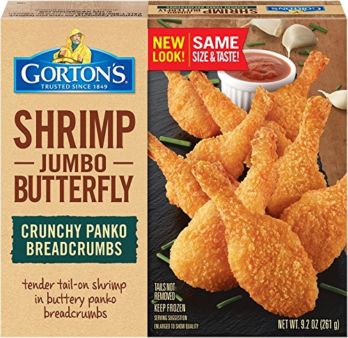 Gorton's, Premium Butterfly Shrimp, 9.2 oz (Frozen)