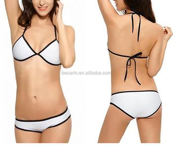 78d48b44b3609 Wholesale Black White Color Www 89com Xxx Bikini Girl Swimwear - Buy ...