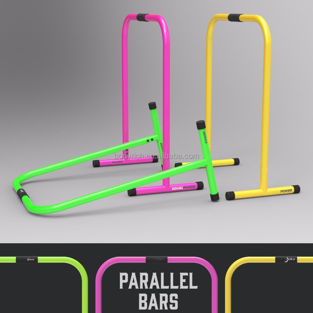 Home Gym Dipping Station Parallel Bars for Balance, Flexibility, Coordination and Core Strength