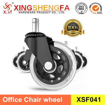 Office Chair Wheels For Smart Home Offices Set Of 5 Heavy Duty 3 Replacement