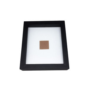 High Quality Art handicraft simple cheap MDF wood shadow box frames wholesale