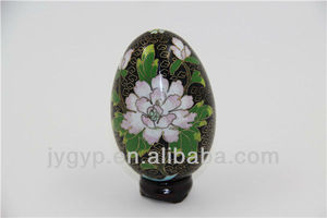 easter decoration cloisonne easter eggs in stock