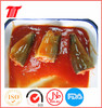 Canned Mackerel in Tomato Sauce from China Supplier