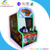2016 new product shooting ping pong ball throwing ball game machine redemption game machine for kids