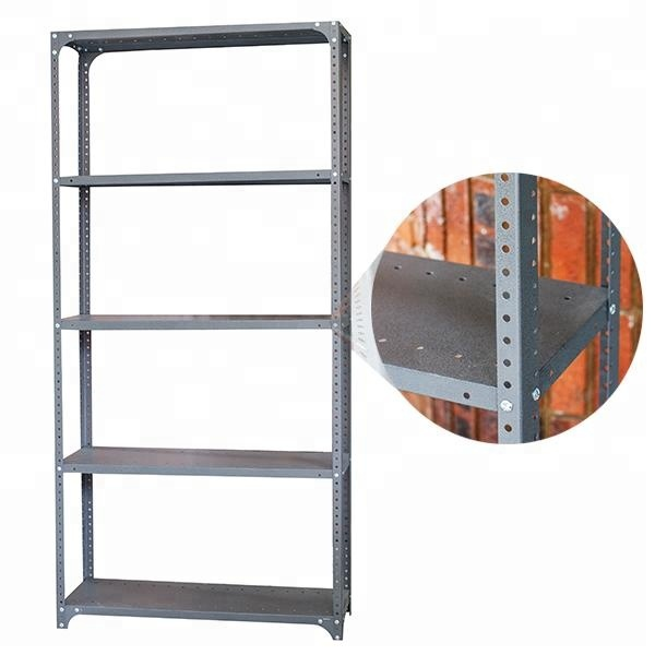 Bolted Metal Kit, Bolted Modular Metallic shelving