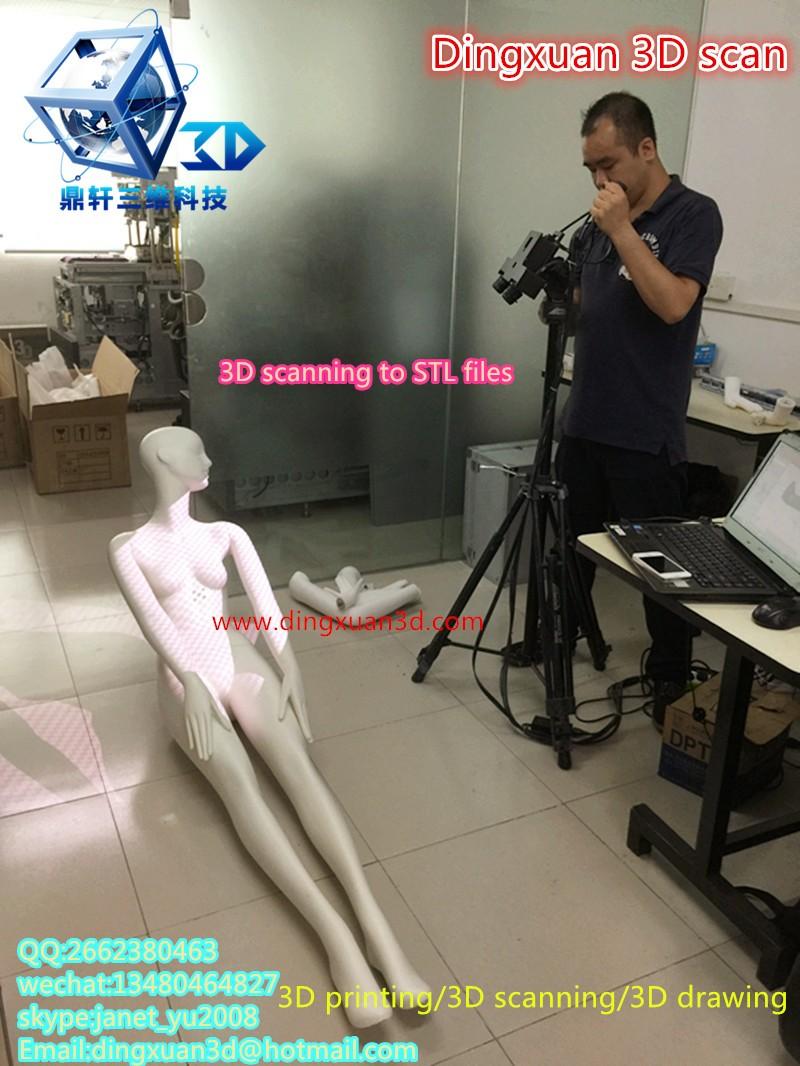 3D Scanning Layanan di Cina grosir, membeli, produsen