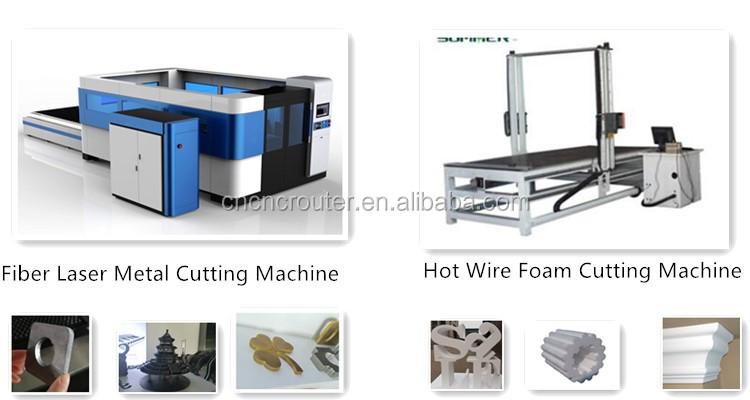 Bord automatique patrouilles coupe cnc machine de gravure sur bois cnc routeur en métal