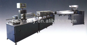 Two layer Cosmetic Tube Making Machine