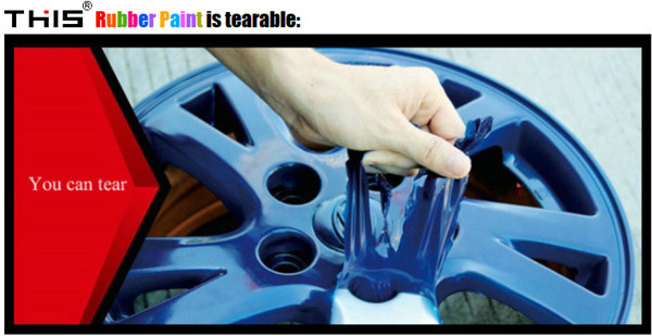 auto silicone peelable acrylic oil paints coatings