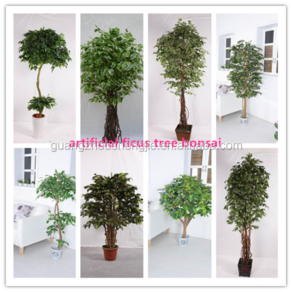 china shengjie artificial decorative plants and trees/artificial