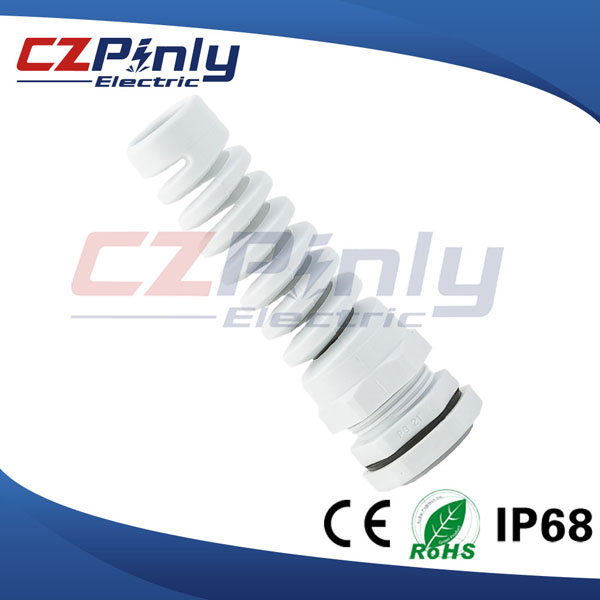 PG7 to PG63 PG Series Plastic Cable Glands