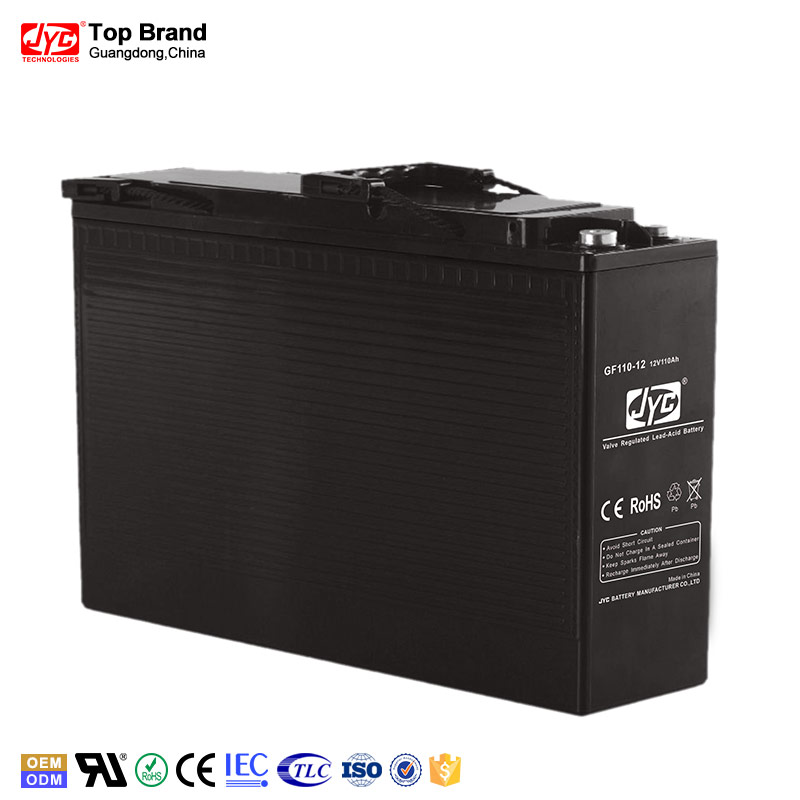 12v 110ah sealed lead acid battery for UPS&solar&EPS&wind power