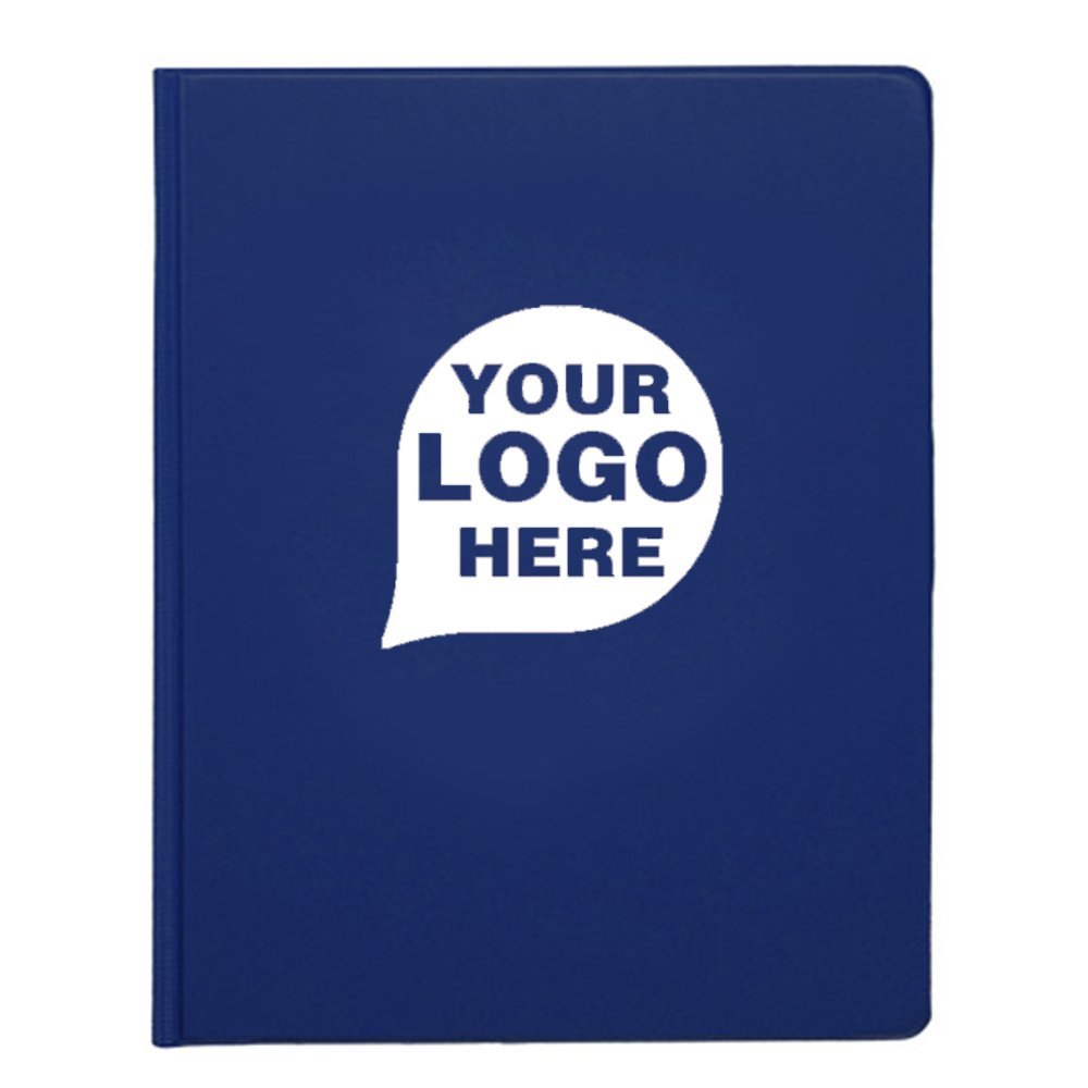 Sealed Vinyl Padfolio / Size: 9″ L x 11.88″ H x .25″ W - 50 Quantity - $8.09 Each - PROMOTIONAL PRODUCT / BULK / BRANDED with YOUR LOGO / CUSTOMIZED