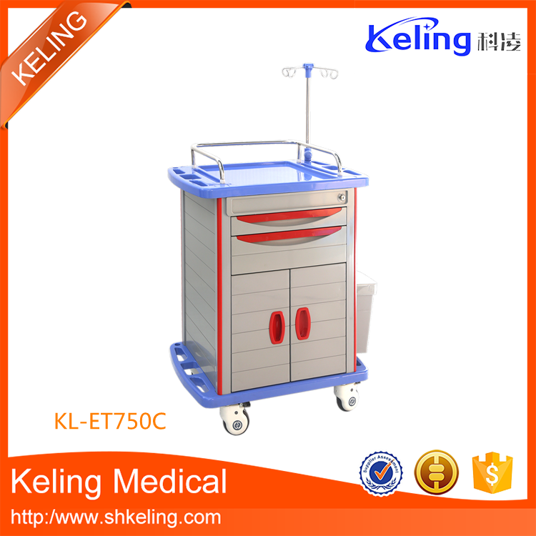 Different Capacities medical mobile computer cart with electric lifting With Good Service