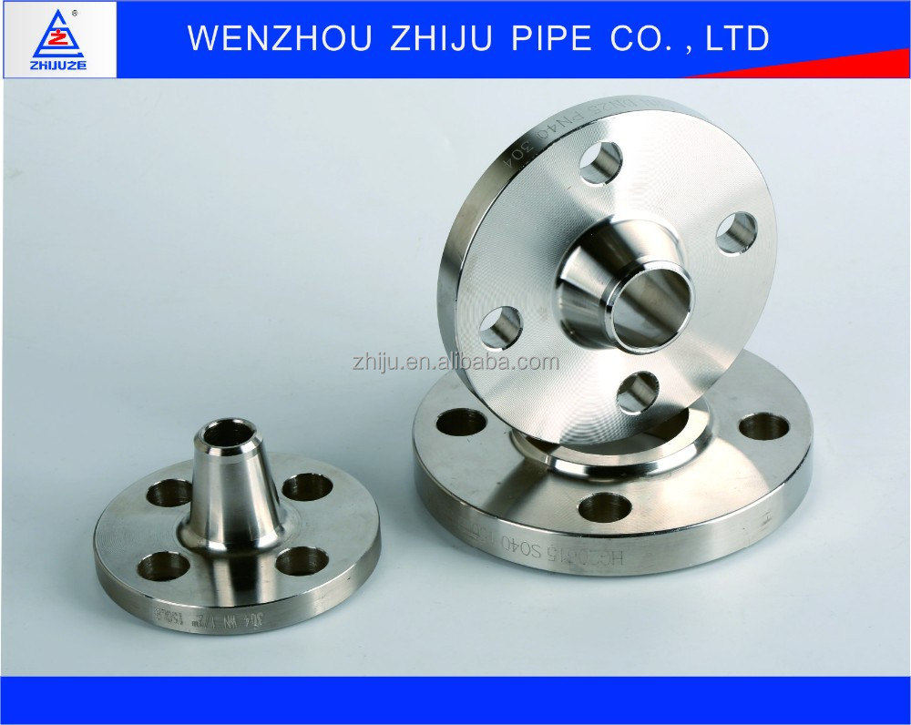 Stainless Steel Flange Weight 316L Schedule 40 BLD / SO Flange